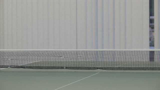 ping pong 5 - hd 30f - table tennis bat stock videos & royalty-free footage