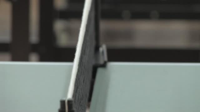 卓球 7 hd 30 f - 体育館点の映像素材/bロール