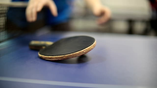 ping pong is the best sport - table tennis stock videos & royalty-free footage