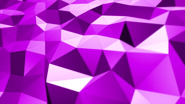 4k pink abstract backgrounds loopable - two dimensional shape stock videos & royalty-free footage