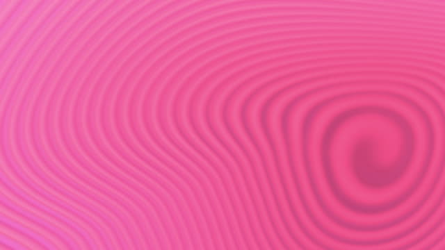 pink candy jelly cream drehen und looping stock video - spiralmuster stock-videos und b-roll-filmmaterial