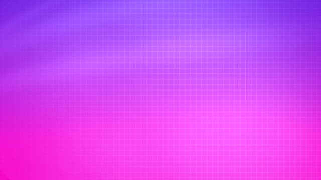 pink grid background (loopable) - colour gradient stock videos and b-roll footage