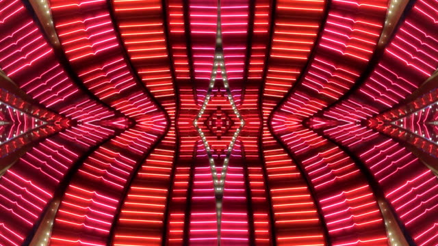 pink/red neon frame - las vegas, nevada - nevada stock videos & royalty-free footage
