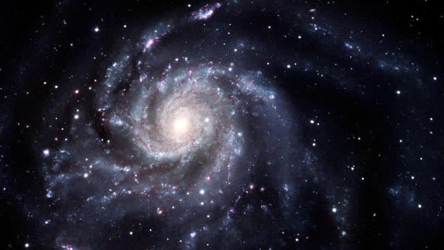 Pinwheel galaxy (M101), optical image.