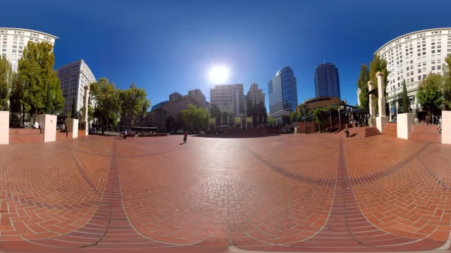 Pioneer Square Portand OR