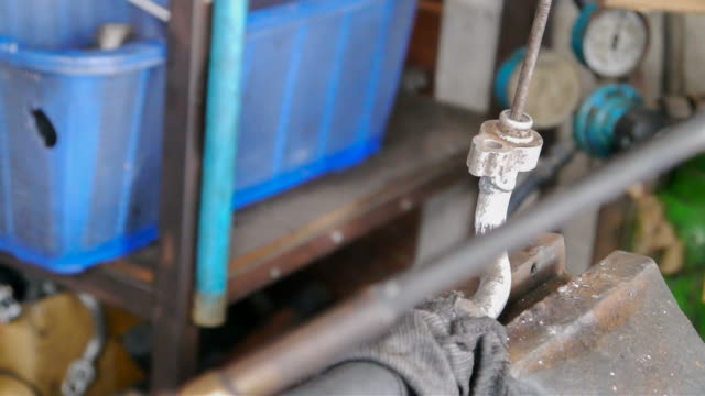 pipe car welding. - welding torch stock videos & royalty-free footage