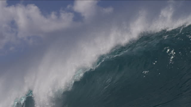 vídeos de stock, filmes e b-roll de pipeline waves 1-18 - pipeline wave