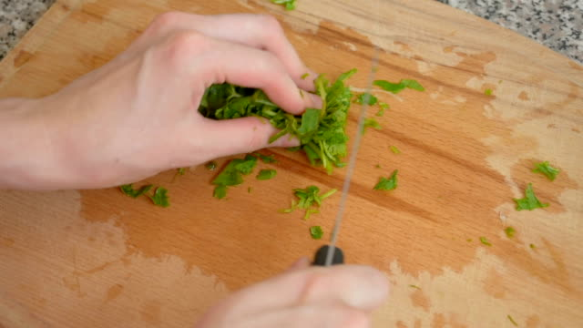 piquant herbs for salad - dill stock videos and b-roll footage