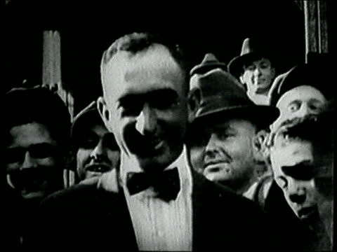 pitcher eddie cicotte and 'shoeless' joe jackson outside court - 1910 1919 stock videos and b-roll footage