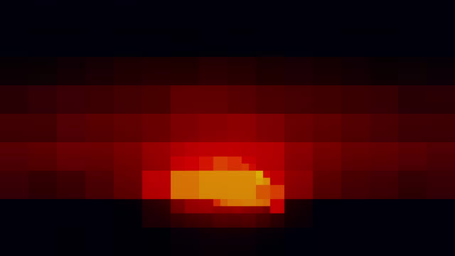 pixelated dawn - distorted stock videos & royalty-free footage