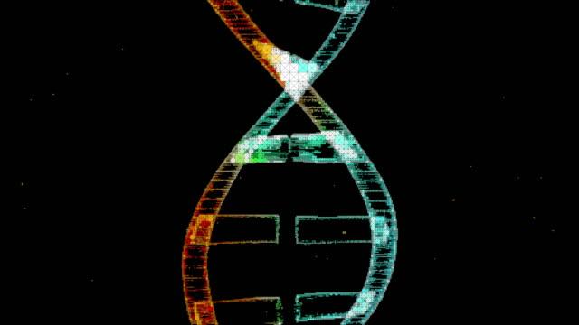Pixelated DNA