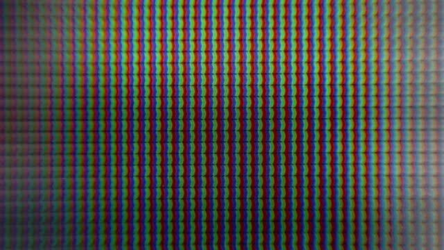 RGB LCD LED pixels