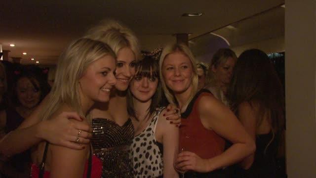 vidéos et rushes de pixie lott at pixie lott album launch party 'young foolish happy' at london england. - pixie lott