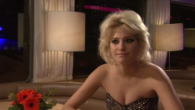 pixie lott on why she called album young foolish happy tams listening to soul music at pixie lott album launch party 'young foolish happy' at london... - soul music stock videos & royalty-free footage