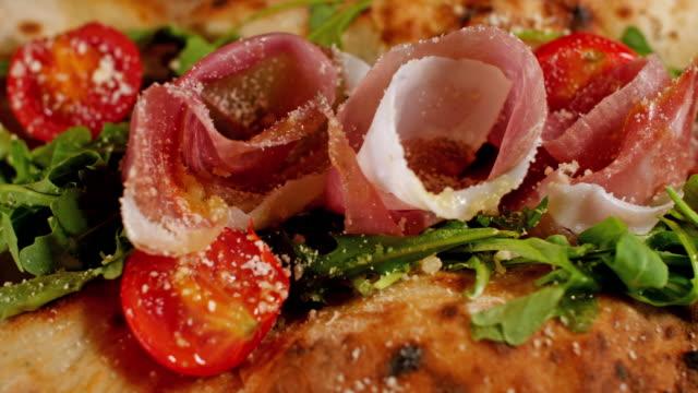Pizza macro 4K
