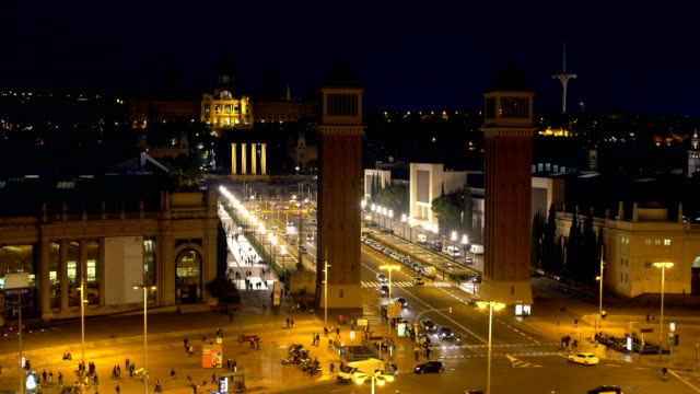 Plaça d'Espanya in Barcelona