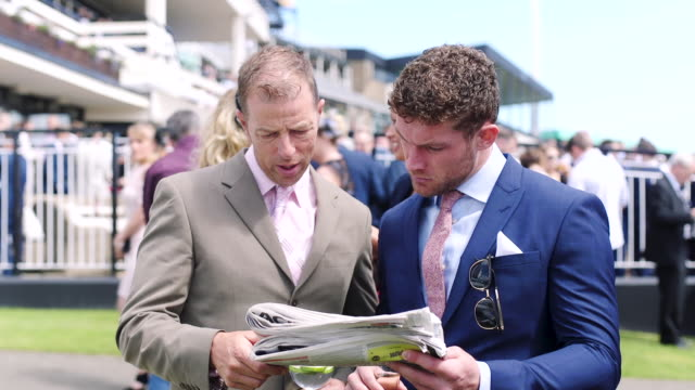 Placing Bets at the Races