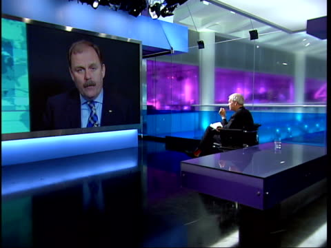 plaid cymru 2way wales int elfyn llwyd interview sot we are concentrating on needs of wales and its people/ liberal democrats are federal outfit they... - john w. snow politician stock videos and b-roll footage