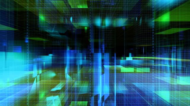 plaid gyrating interior - タータンチェック点の映像素材/bロール