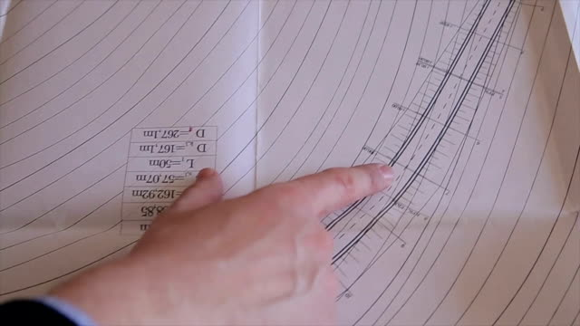 plan for the construction of the infrastructure,b roll