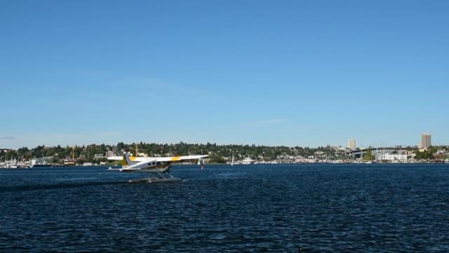 Aereo di Seattle South Lake Union