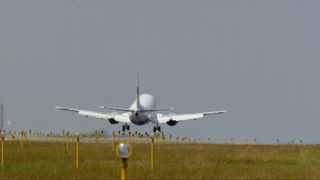 planes land and take off - air vehicle stock videos & royalty-free footage