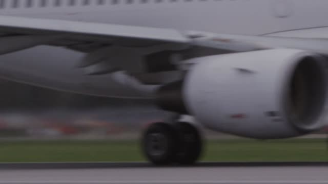 Planes taking off and landing at Gatwick Airport