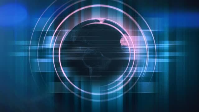 vídeos y material grabado en eventos de stock de planet earth, abstract background - filtración de luz