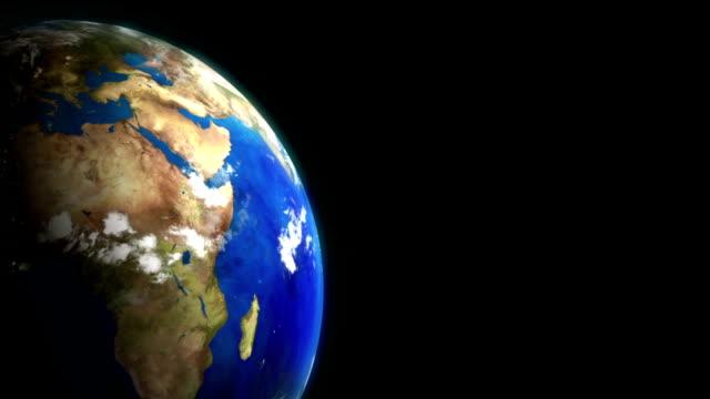 プラネット アース |青い海 - ビジネスと経済点の映像素材/bロール