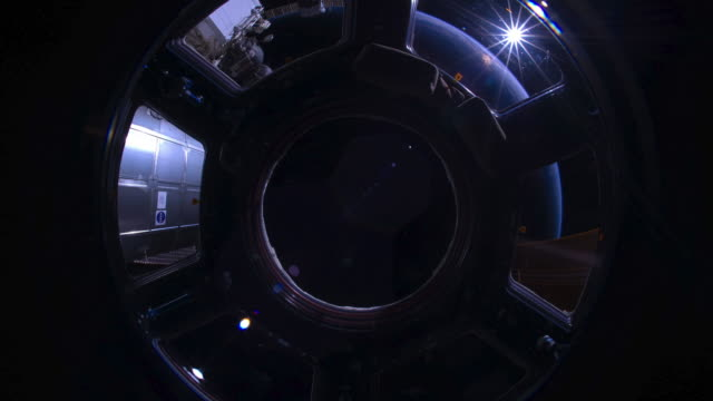 Planet Earth from the Indian to the Pacific Ocean. View From the ISS Cupola