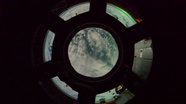 Planet Earth rotating time lapse taken from the International Space Station cupola View from above of our world Elements of this image furnished by...