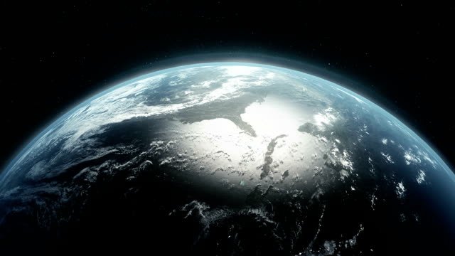planet earth - approaching stock videos & royalty-free footage