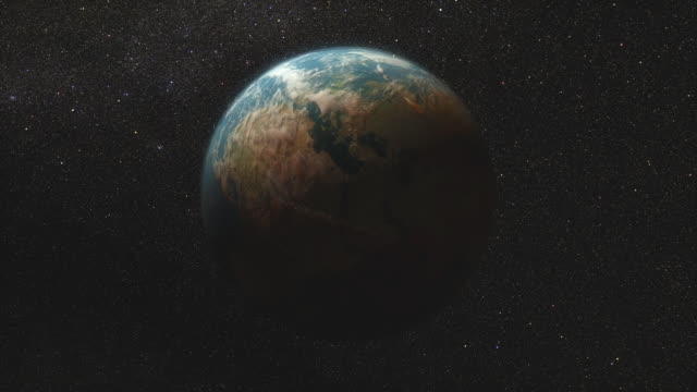 vídeos y material grabado en eventos de stock de cgi, zi, planet earth - zoom hacia dentro