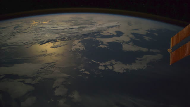 Planet Earth viewed from the International Space Station (ISS): From the Atlantic Ocean to Kazakhstan