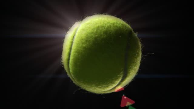 planet tennis - tennis ball stock videos & royalty-free footage