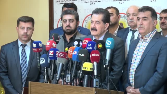 planned referendum to decide the political fate of northern iraq's kurdish region would include kirkuk, a lawmaker from the kurdistan democratic... - other stock videos & royalty-free footage