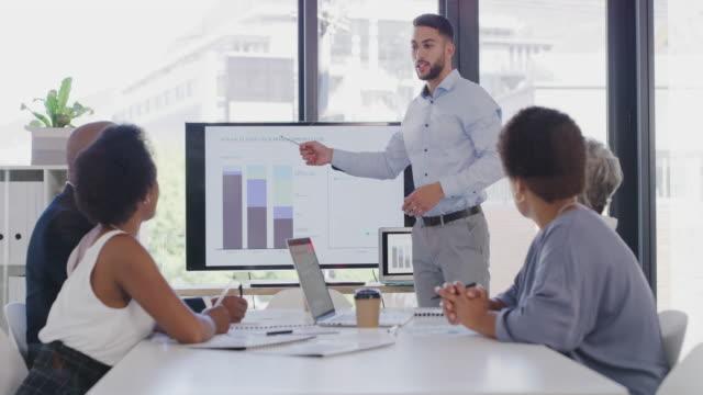大きな利益の計画 - big data点の映像素材/bロール
