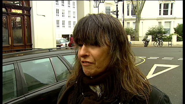 plans for local authorities to take control of post offices; formosa street protestors chrissie hynde interview sot tony robinson interview sot - chrissie hynde stock videos & royalty-free footage