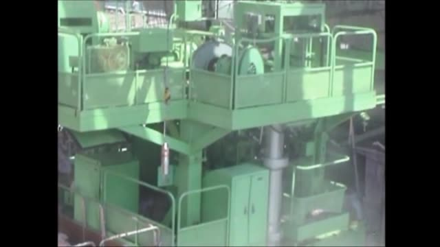 plant operator tokyo electric power released new video footage filmed on april 15 of the fukushima no1 nuclear plant number 4 reactor and water... - number 4 stock videos & royalty-free footage