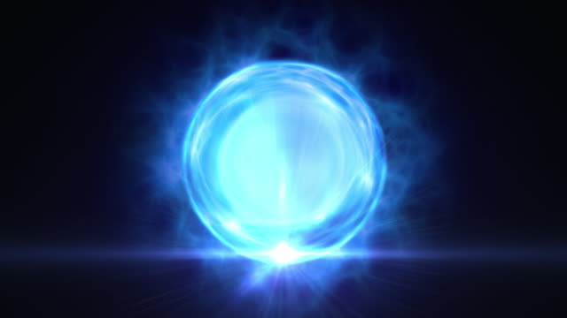 plasma ball - glowing stock videos & royalty-free footage