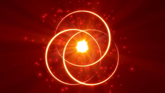 plasma sphere hd loopable - atom stock videos and b-roll footage