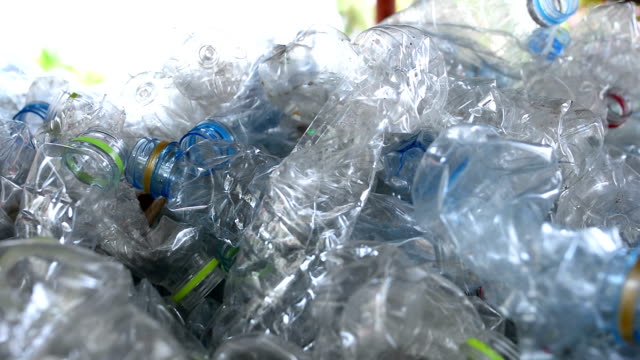 plastic bottles - water bottle stock videos and b-roll footage