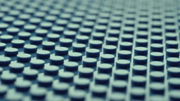 Plastic plate construction background.