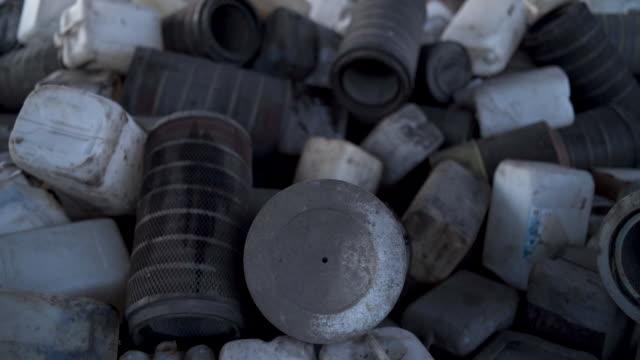 plastic waste - polyethylene terephthalate stock videos and b-roll footage