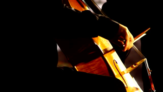 play cello - cellist stock videos & royalty-free footage