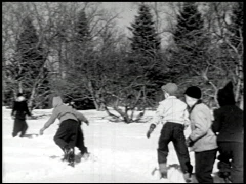 play in the snow - 6 of 10 - see other clips from this shoot 2247 stock videos & royalty-free footage