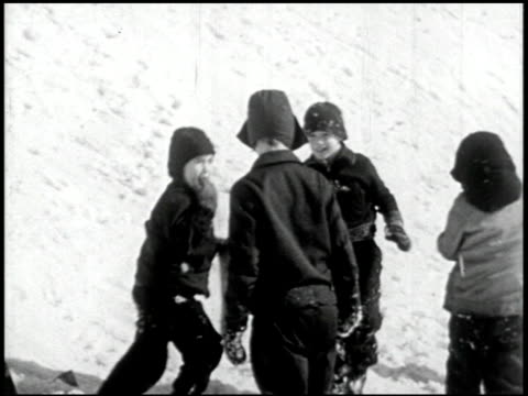 play in the snow - 7 of 10 - see other clips from this shoot 2247 stock videos & royalty-free footage