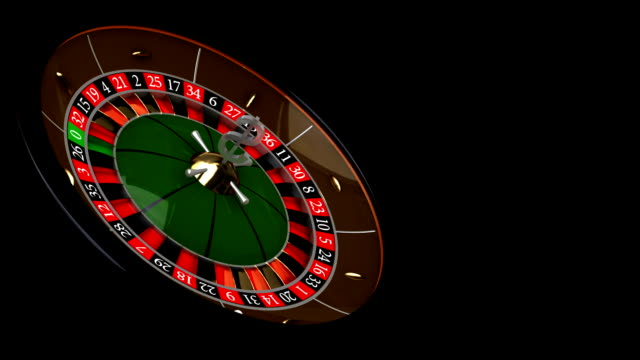 play the roulette, hd, loop/cycle - roulette stock videos & royalty-free footage