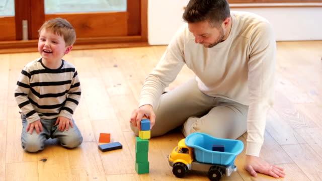 Juegue tiempo con el uso de un Dad