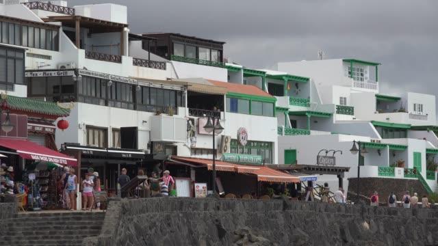 Playa Blanca, Lanzarote, Canary Islands, Spain, Atlantic, Europe